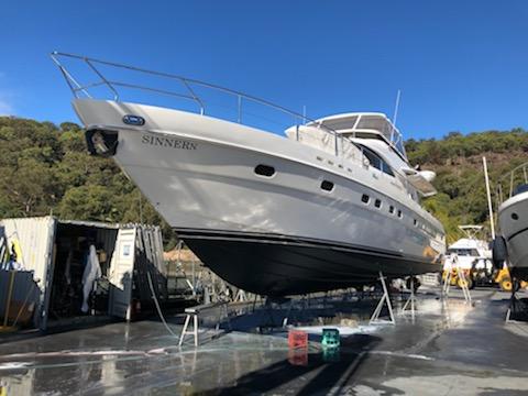 boat refurbishment and restoration