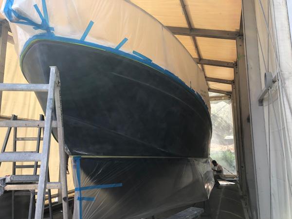 boat spray paint