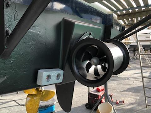 back stern thruster